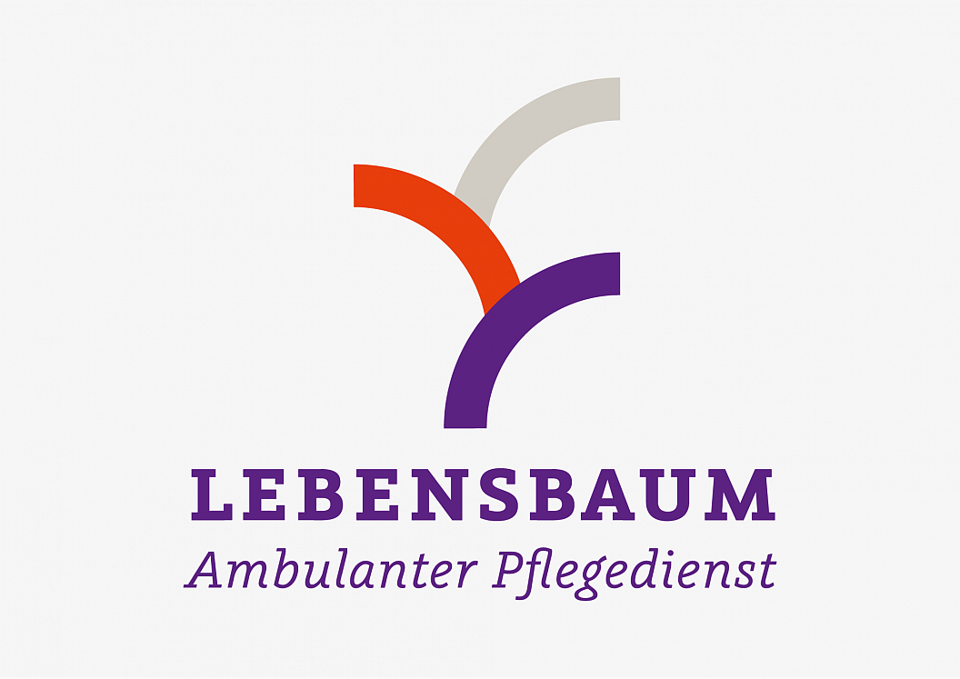 Lebensbaum | Ambulanter Pflegedienst | Corporate Design | Logo