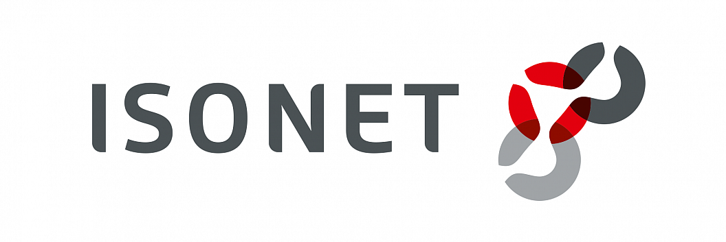 Isonet AG | Corporate Design | Logo